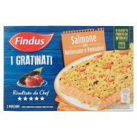 FINDUS FILET SALM GRAT MED 280 GR   XL