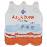 PANNA ACQUA NATURALE 750 ML   TT