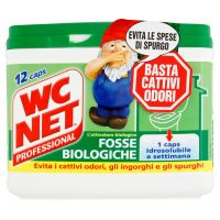 WC NET FOSSE BIOLOGICHE 12 BUSTE     XL